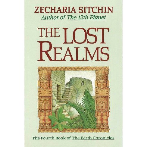 The Lost Realms (Book IV) - (Earth Chronicles) by  Zecharia Sitchin (Hardcover) - image 1 of 1