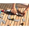DRIVEN – Track Playset with Toy Trucks – Construction Crew (57pc) – Pocket Series - image 4 of 4