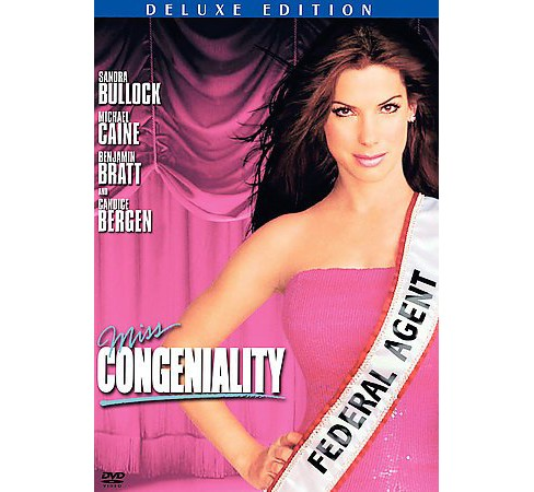 Miss Congeniality:De/Cinderella Story (DVD) - image 1 of 1