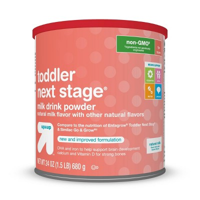 Toddler Next Stage Formula Powder - 24oz - up & up™
