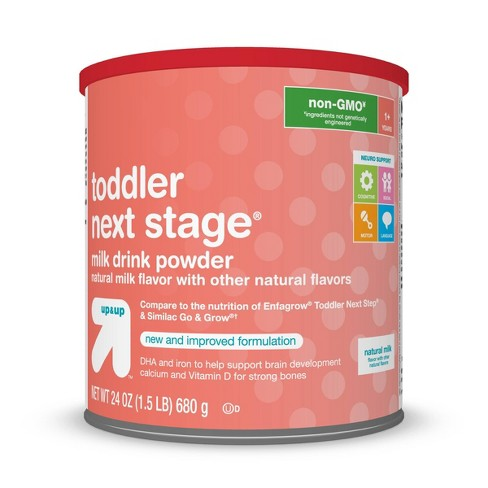 Toddler Next Stage Formula Powder - 24oz - Up&Up™ - image 1 of 3