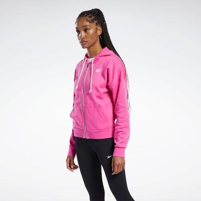 Reebok Training Essentials Full-Zip Hoodie Womens