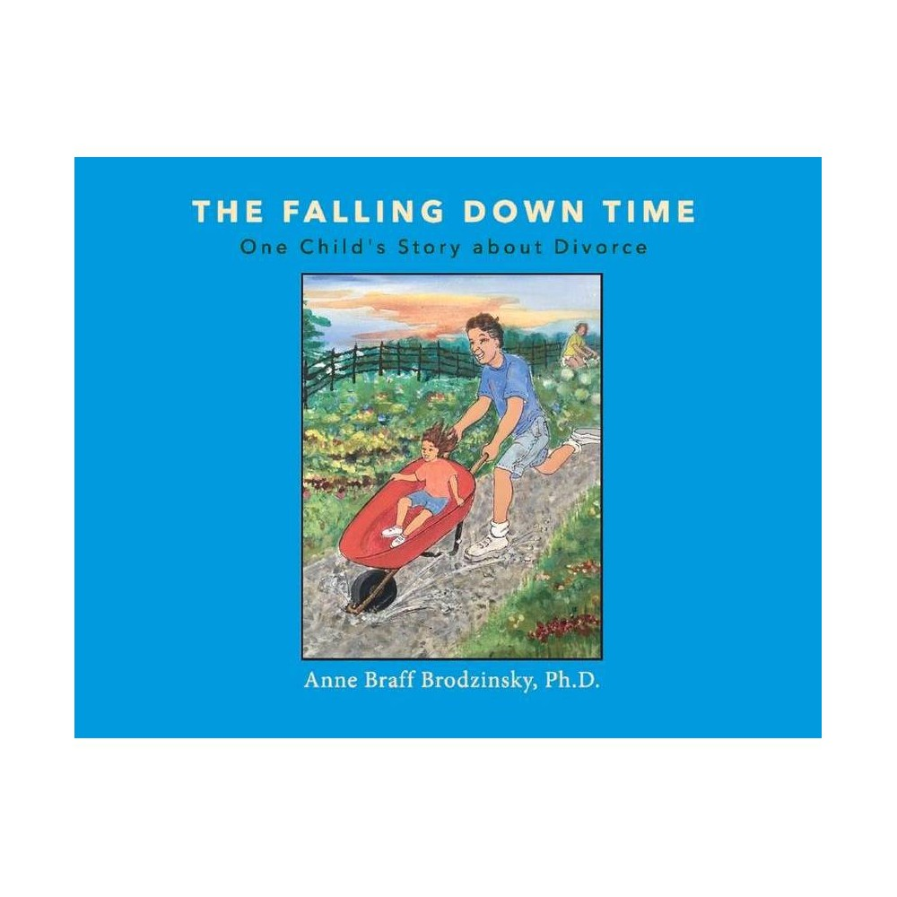 The Falling Down Time By Anne Brodzinsky Paperback