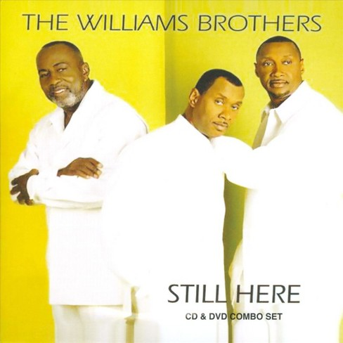 Williams brothers - Still here (CD) - image 1 of 1