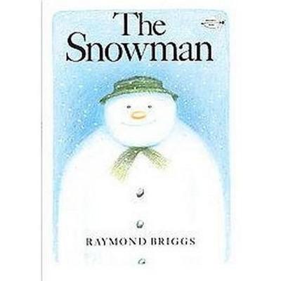 Snowman (Reprint)(Paperback)(Raymond Briggs)