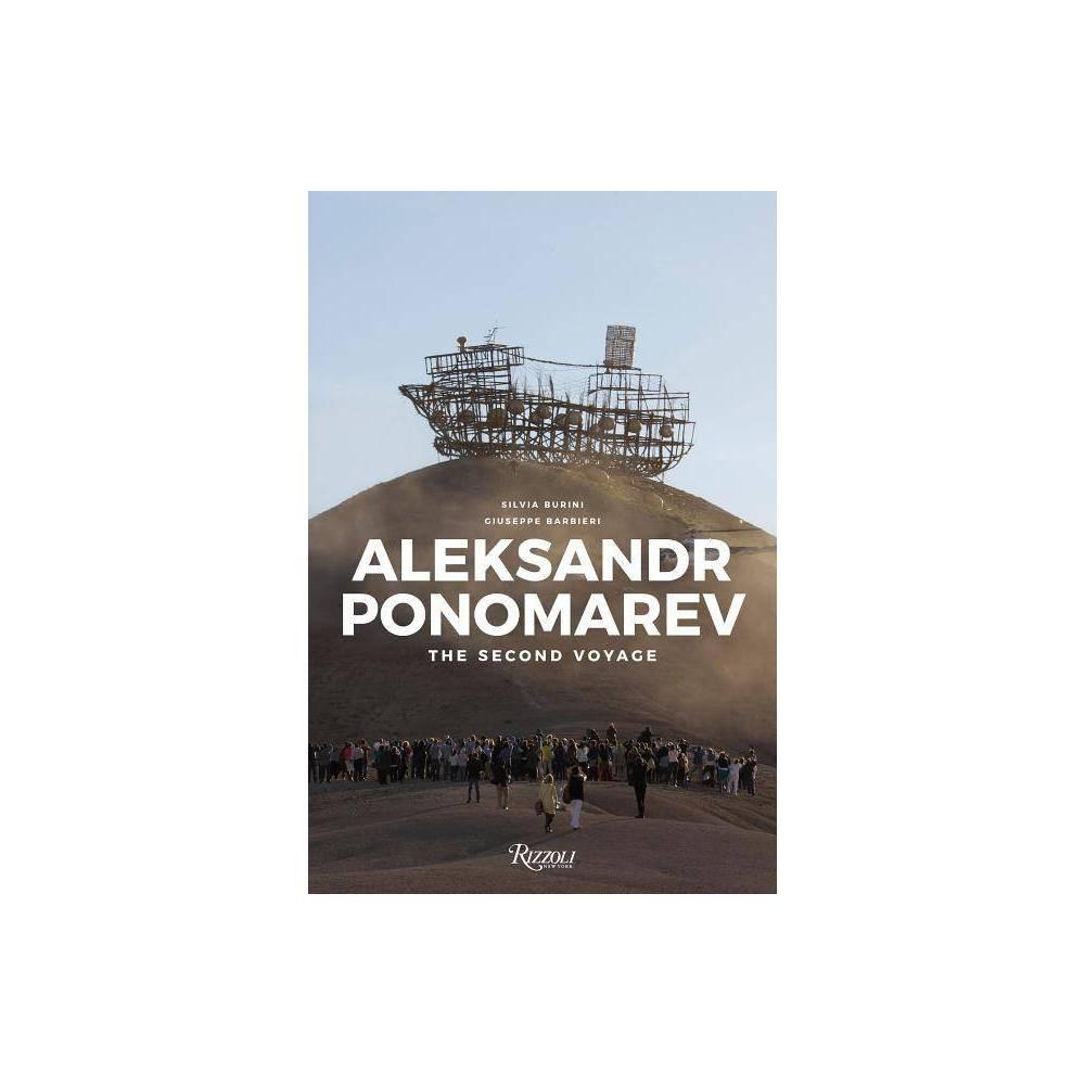 Alexander Ponomarev By Silvia Burini Giuseppe Barbieri Hardcover