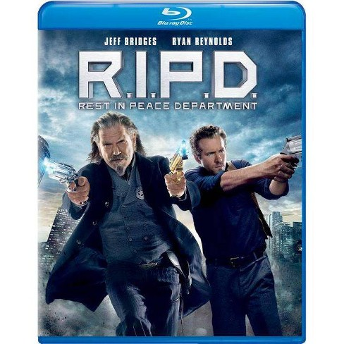 R.I.P.D. (Blu-ray) - image 1 of 1