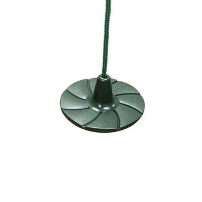 Gorilla Playsets Daisy Disc Swing - Green