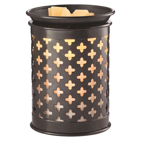 Old World Tin Punched Illumination Fragrance Warmer - Candle Warmers Etc. - image 1 of 1