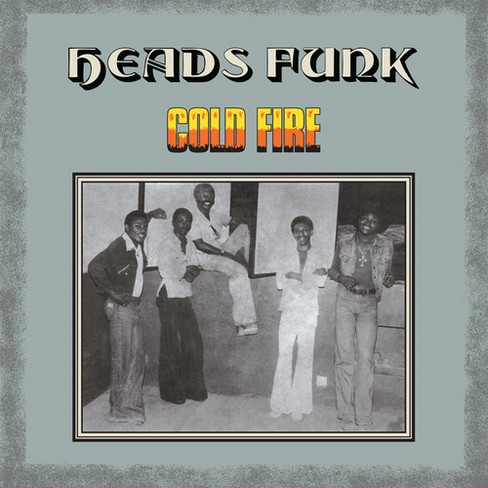Heads Funk Band - Cold Fire (CD) - image 1 of 1