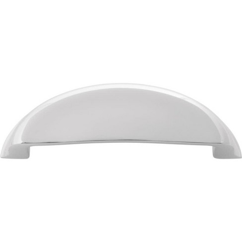 Belwith Keeler B077090 Fuller 3 3 4 Center To Center Cup Cabinet Pull Target