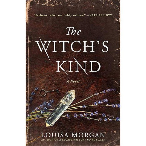 The Witch's Kind - by  Louisa Morgan (Hardcover) - image 1 of 1