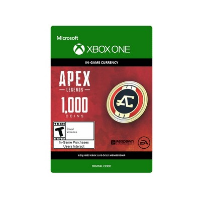 APEX Legends: 1,000 Coins - Xbox One (Digital)