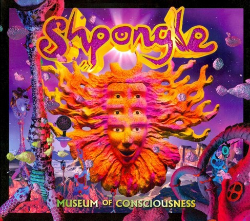 Shpongle - Museums of consciousness (CD) - image 1 of 1