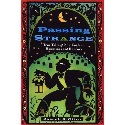 Passing Strange - by  Joseph Citro (Paperback) - image 1 of 1