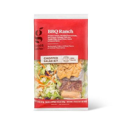 BBQ Ranch Chopped Salad Kit - 13.3oz - Good & Gather™