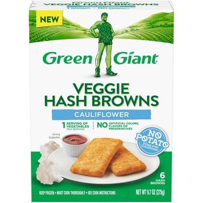 Green Giant Frozen Cauliflower Hash Browns - 9.7oz