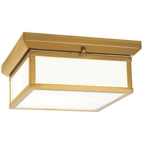 "Minka Lavery 6919 2 Light 13"" Wide Flush Mount Ceiling Fixture - image 1 of 1"