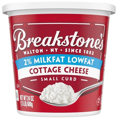 Breakstone's Low Fat Cottage Cheese - 24oz