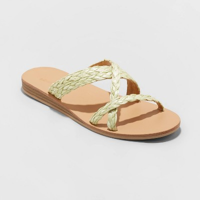 Women's Opal Strappy Slide Sandals - Universal Thread™