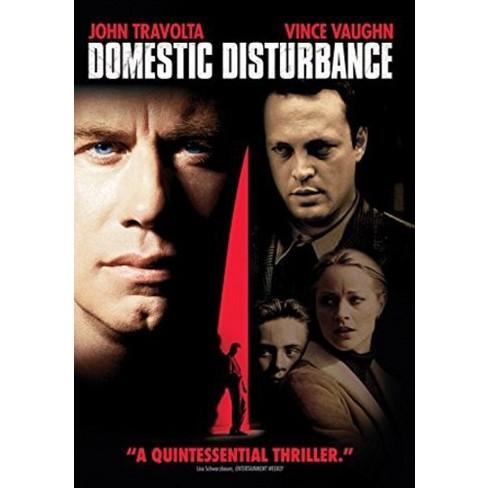 Domestic Disturbance (DVD) - image 1 of 1