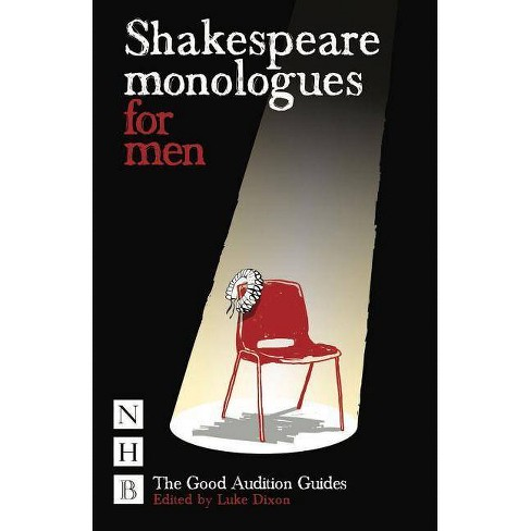 Shakespeare Monologues for Men - (Good Audition Guides) (Paperback)