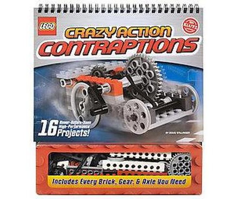 Lego Crazy Action Contraptions - image 1 of 1