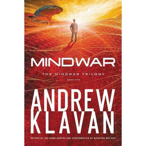Mindwar - (Mindwar Trilogy) by  Andrew Klavan (Paperback) - image 1 of 1