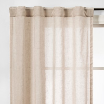 2pk 63  Curtain Panels Tan - Made By Design™