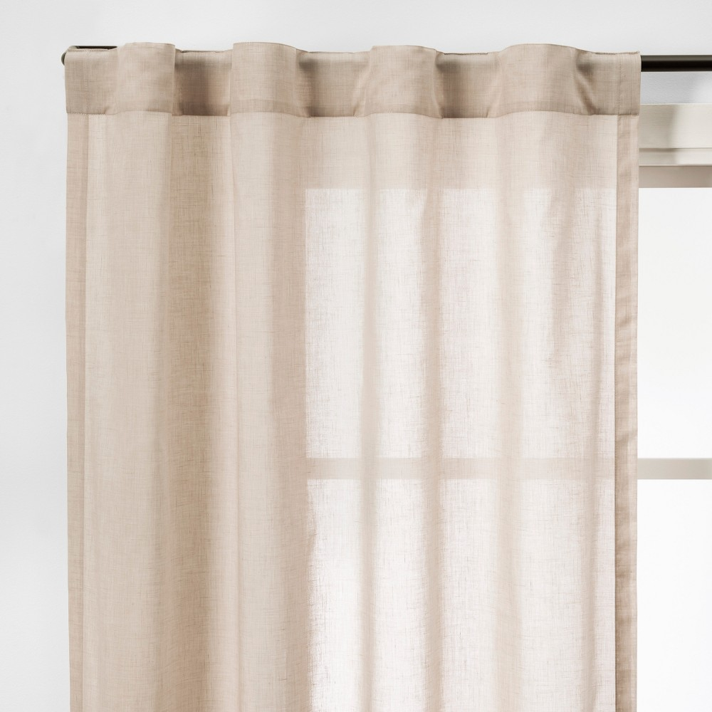 2pk 95 Curtain Panels Tan - Made By Design