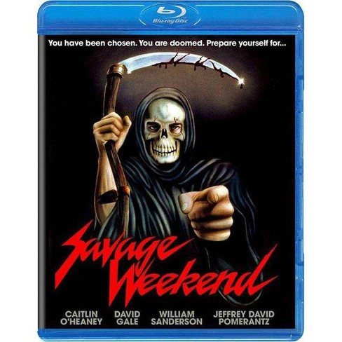 Savage Weekend (Blu-ray) - image 1 of 1