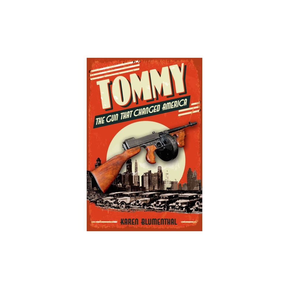 Tommy (Hardcover), Books
