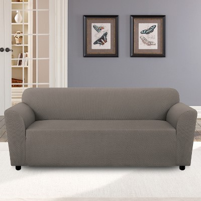 Exceptionnel Stretch Triangle Sofa Slipcover   Sure Fit : Target