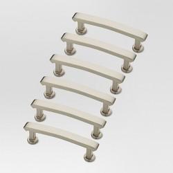 Allston Pull - 6-pack - Satin Nickel - Threshold™