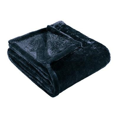 Cozy and Warm Microfiber Fleece Blanket - Blue Nile Mills