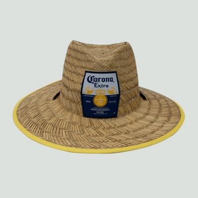 068189db4cd Men s Corona Lifeguard Hat - Natural One Size