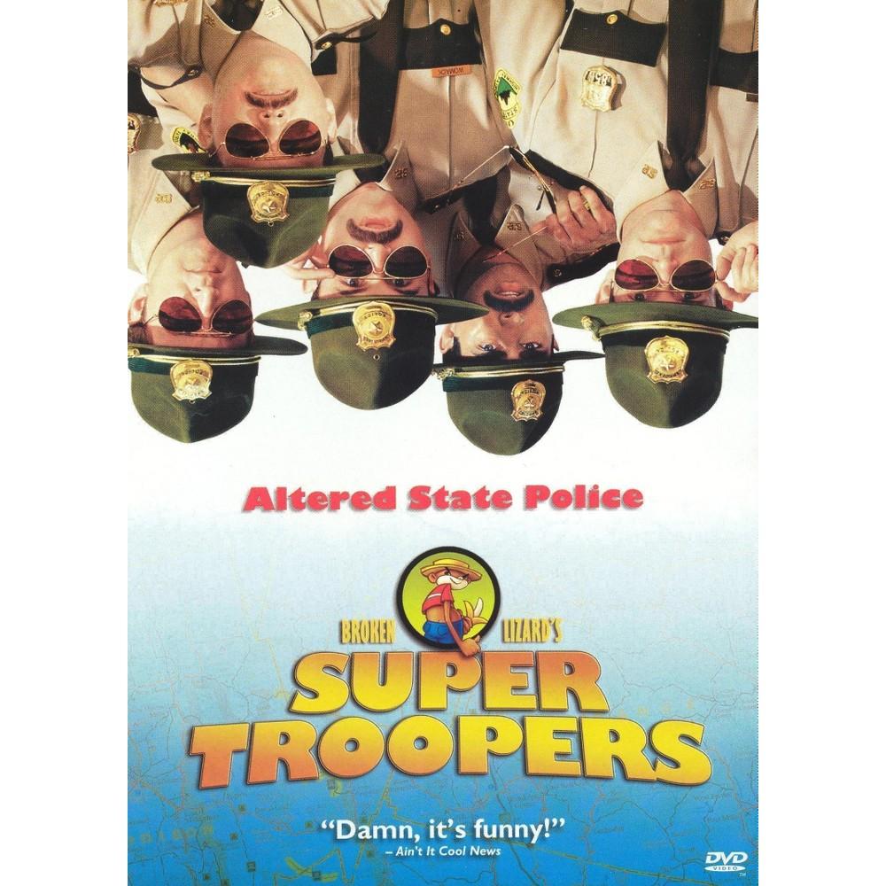 Super Troopers (dvd_video)