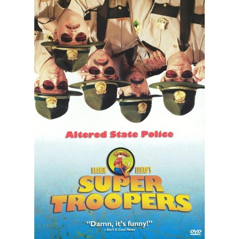 Super Troopers (dvd_video) - image 1 of 1