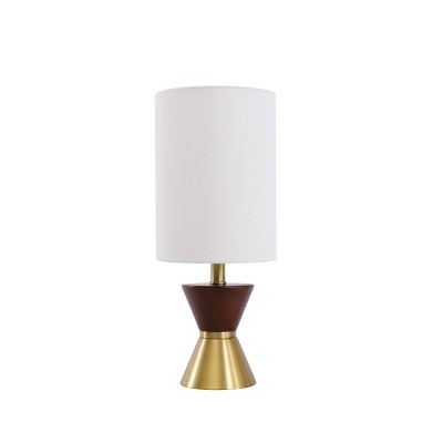 Decorative Table Lamp (Includes LED Light Bulb) Brass - Project 62™