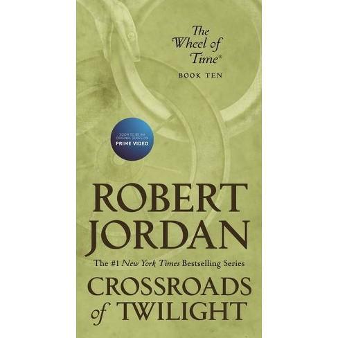 Crossroads of Twilight - (Wheel of Time) by  Robert Jordan (Paperback) - image 1 of 1