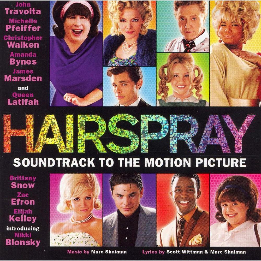 Original Soundtrack - Hairspray (2007 Soundtrack) (CD)