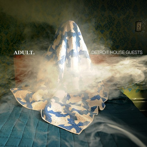 Adult - Detroit House Guests (CD) - image 1 of 1