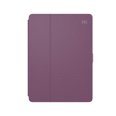 Speck iPad Pro 10.5 Balance Folio Tablet Case - Metallic Sweet Berry Wine Purple/Rhapsody Purple