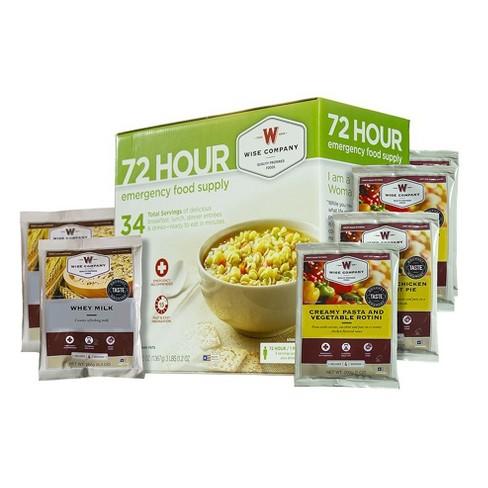 Wise Food Emergency Food Supply 72 Hour - image 1 of 1