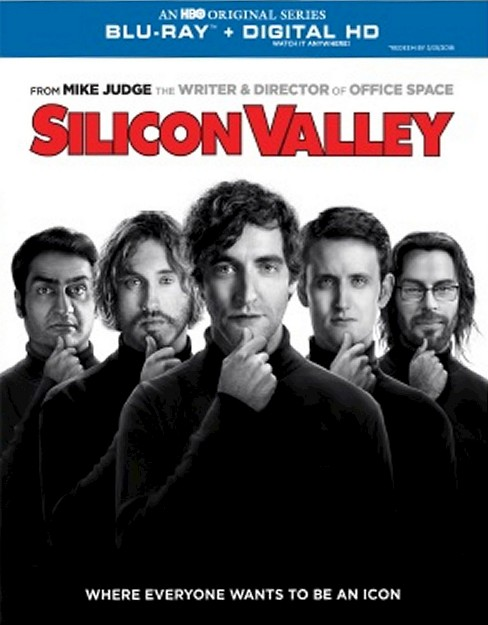Silicon Valley:Complete First Season (Blu-ray) - image 1 of 1