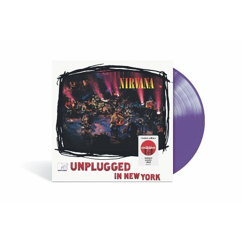 Nirvana - Unplugged (Target Exclusive, Vinyl) - image 1 of 1