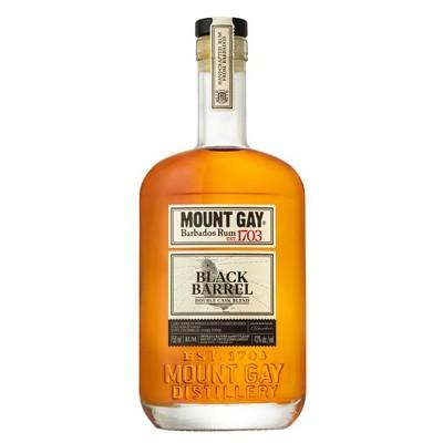 Mount Gay Black Barrel Rum - 750ml Bottle