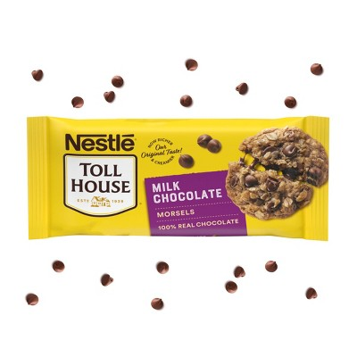 Nestle Toll House Milk Chocolate Chip Morsels - 11.5oz