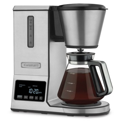 Cuisinart Pure Precision 8-Cup Pour-Over-Coffee Brewer - CPO-800P1