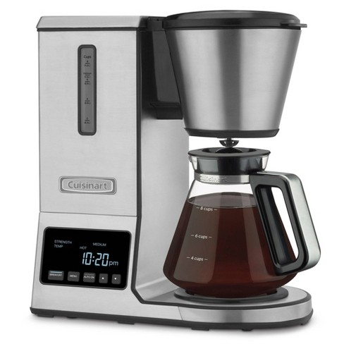 Cuisinart Pure Precision 8-Cup Pour-Over-Coffee Brewer - CPO-800P1 - image 1 of 3